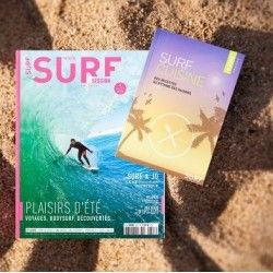 Surf Session 347 + Guide Cuisine