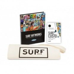 SURF ART BAG