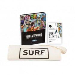 SURF ART BAG