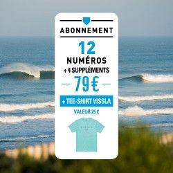 9 numéros Surf Session + 3 Thématiques + 4 suppléments + 1 bonnet Protest