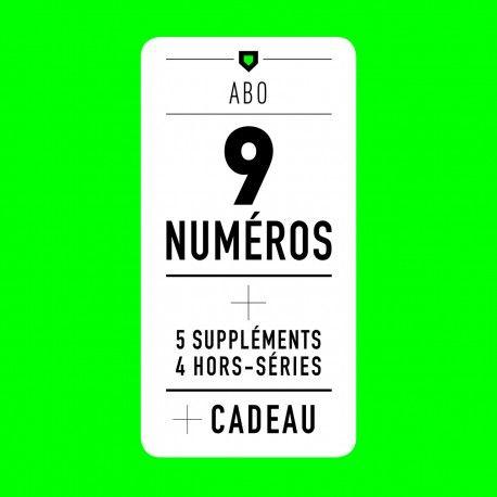 ABO / 9 Magazines + 5 Suppléments + 4HS