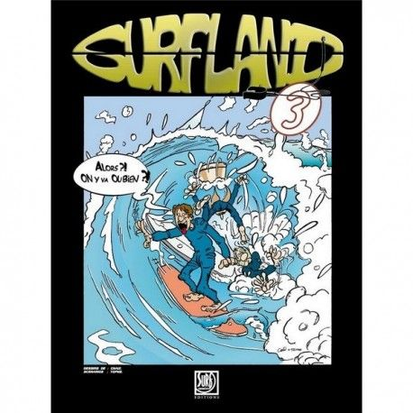 BD SURFLAND VOL 3