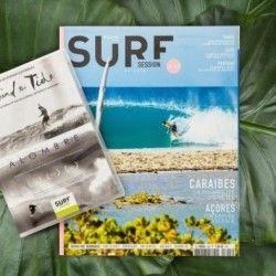 "Surf Session 345 + DVD ""Alombre"" et ""Behinde the tide"""