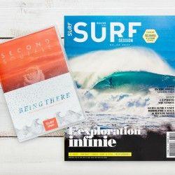 Surf Session 351 + DVD