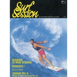 Surf Session n°1 Mars 1986