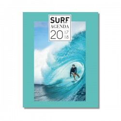 Agenda Scolaire Surf Session 2017-2018