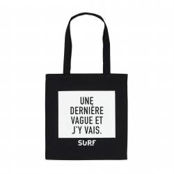 Tote Bag Une dernière vague