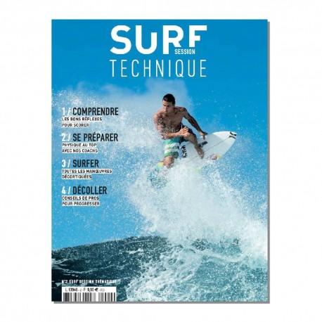 Surf Session Technique 2016