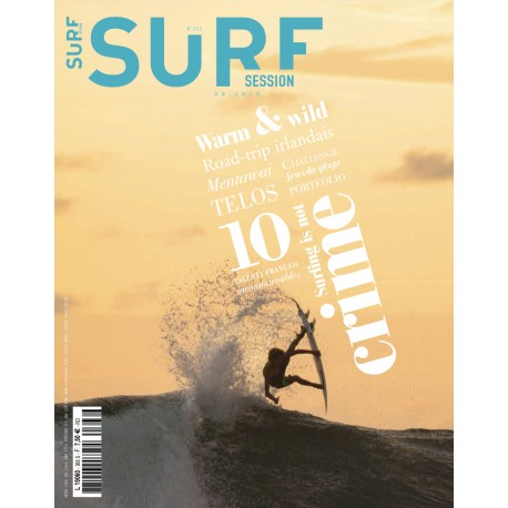 Surf Session 364 juillet