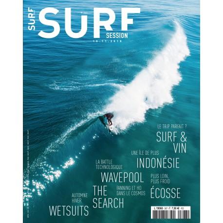 Surf Session 367 Octobre Novembre 2018