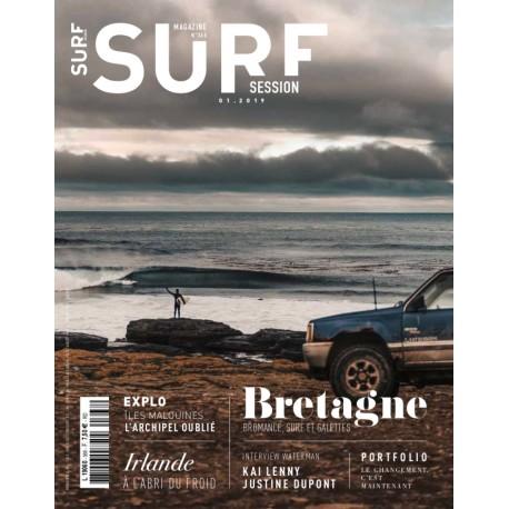 Surf Session 368 Décembre Janvier 2019