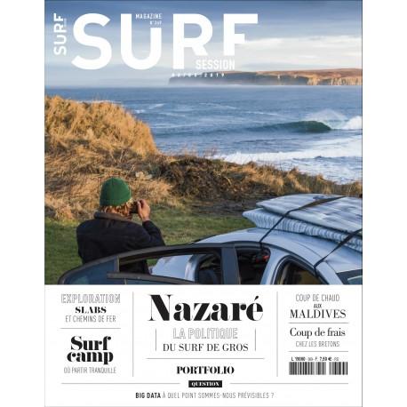Surf Session 369 Février Mars 2019
