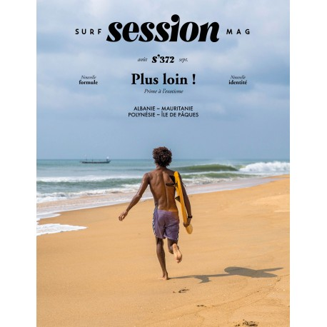 Surf Session 372 Août Septembre 2019