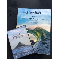 Surf Session 370 Avril Mai 2019 + DVD