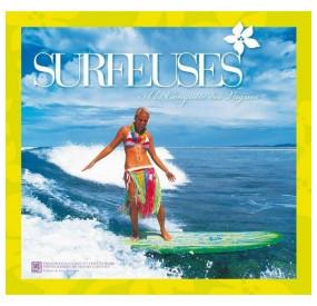 Surfeuses. A la Conquête des Vagues - Emmanuelle Joly,Vincent Biard