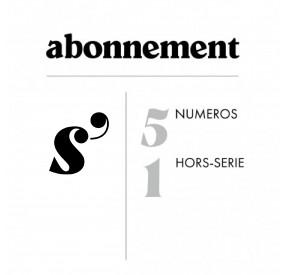 Abonnement 5 magazines 1 hors-série