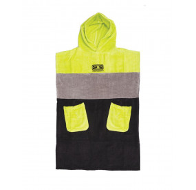 YOUTH HOODED DUSK PONCHO