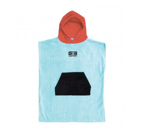 TODDLERS HOODED PONCHO