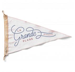 SALTY DESIGN LA GRANDE PLAGE FLAG