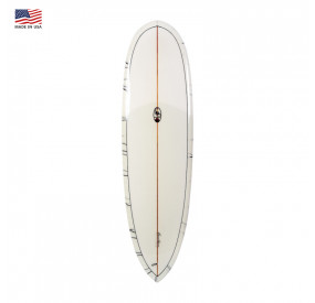 SHORTBOARD TAKAYAMA SCORPION 6'8 - ABSTRACT