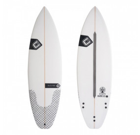 SHORTBOARD CLAYTON THE ROX BLACK LABEL EDITION