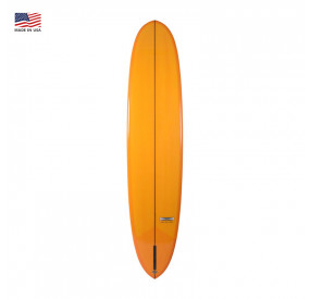 LONGBOARD GORDON & SMITH ISAAC WOOD LOG 9'0 - ORANGE