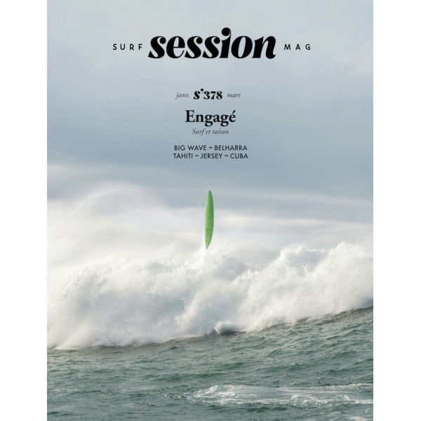 Surf Session 378 Jan/Fév/Mars 2021