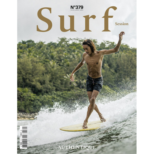 Surf Session 379 Avr/Mai/Juin 2021