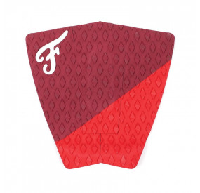 FAMOUS SURF PAD THE PORT DANE ZAUN MODEL RED / DARK RED